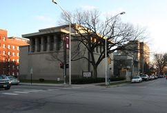 Templo de la Unidad, Oak Park, EE. UU.(1905-1908)