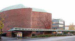 Casa de la Cultura en Helsinki, (1955-1958)