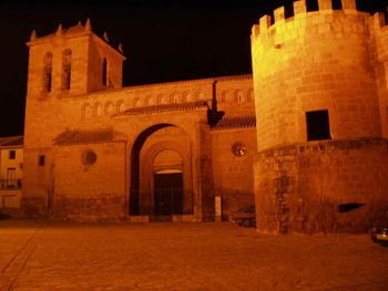 Iglesia Fortaleza de Monteagudo de las Vicarias