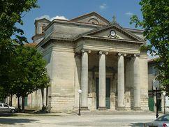 Iglesia de Saint-Jacques de l'Houmeau, Angoulême