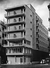Hotel Park, Barcelona (1950-1953)
