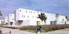 Escuela de Arquitectura, Alicante (1997)