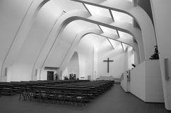 Iglesia de Riola, Italia (1966, 1975-1980)