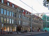 Edificio Mennens & Zn., La Haya (1914)