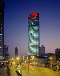 Sede de  Jiushi Corporation, Shanghai (1995-2001)