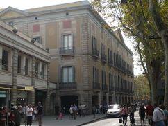Palacio Moja, Barcelona (1774-1789)