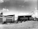 Centro de salud rural, Puerto Rico (1944-1945)