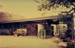 Casa Burwash, 9520 Amoret Dr., Tujinga, California (1957)