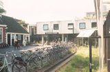 Biblioteca de Doelenplein, Haarlem (1971-1975) junto con Gerard Holt