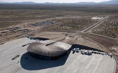 Spaceport America, Nuevo México, Estados Unidos (2006-2014)
