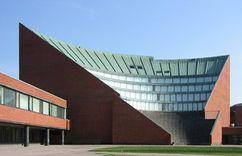 Universidad Técnica de Otaniemi, Espoo (1949-1966)