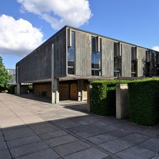 St Catherine's College, Oxford(1964-1966)