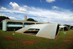 Casa do Cantador, Brasilia (1985-1986)