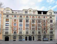 Viviendas en Pº Gral. Martínez Campos, Madrid (1926)