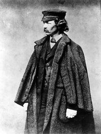 Olmsted en 1857.