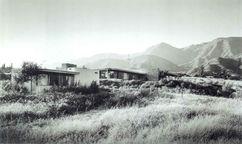 Casa Orline Moore, Ojai (1952-1956)