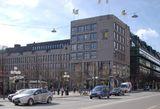 Hotel Suecia, Estocolmo (1961-1969)