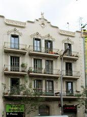 Casas Jaime Masso, Barcelona (1909)