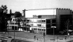 Biblioteca de la Ciudad y de la Universidad, Fráncfort (1959-1964)