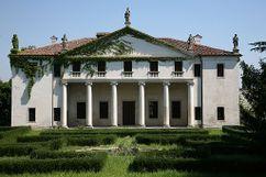Villa Valmarana, Lisiera (1563)