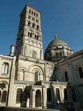 Rehabilitación de la catedral de San Pedro en Angoulême (1866-1885)