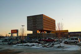 Edificio de Neumáticos Pirelli (Armstrong Rubber Co), New Haven, Connecticut (1969)