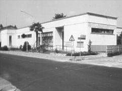 Jardín de infancia Giuseppe Garbagnati en Asnago (1935-1937).
