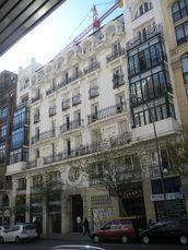 Edificio Soledad Fernández, Madrid (1912-1914)