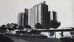 Complejo residencial en Zabel-Krügerdamm, Berlín (1966-1970)