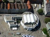 Ayuntamiento y Sala de Exposiciones, Ulm, Alemania (1986-1993)