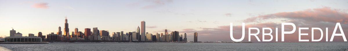 Chicago Skyline at Sunset.URBIPEDIA.1.jpg