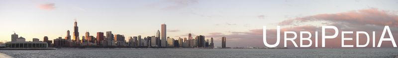 Chicago Skyline at Sunset.URBIPEDIA.1.jpg