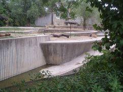 Parque zoológico, Madrid (1968-1970) junto con José Luis Subirats, José Luis Sánchez y Julián Colmenares Juderías.