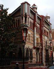 Casa Vicens, Barcelona (1883-1888)