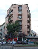 Edificio de viviendas Lavezzari, Milán (1934), con Pietro Lingeri