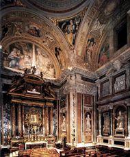 Capilla Paolina, Santa María Mayor, Roma (1605-1611)