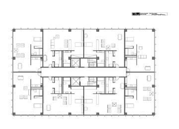 Mies.Apartamentos en Lake Shore Drive.planos4.jpg