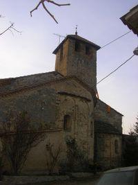 Iglesia de Sant Martí Sescorts