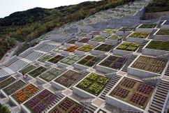 Jardín botánico Awaji Yumebutai, Hyōgo (2000)