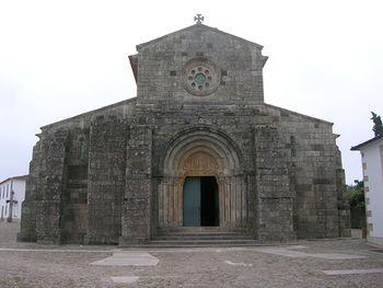 Iglesia de São Pedro de Rates