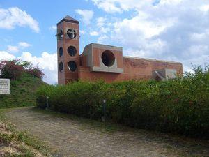 Iglesia benedictina de Güigüe