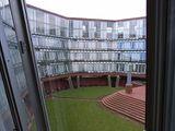 Edificio Florey en el Queen's College, Oxford, Reino Unido (1966-1971)