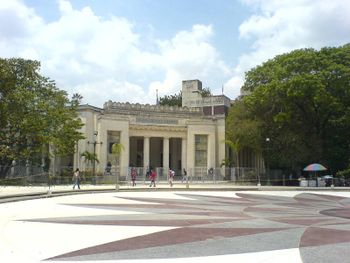 Sede de la Galería de Arte Nacional