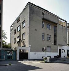 Casa Laporte, Milán (1935)
