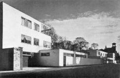 Casa Benn Levy, Londres (1936)