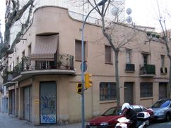 Viviendas en calle Independencia, Barcelona (1922)