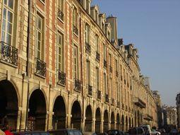 Place des Vosges vista 2.