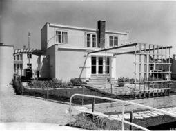 Josef Frank: Casa 12. Woinovichgasse 32
