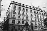Casa Canga Arguelles. Plaza Bilbao, Madrid (1844)