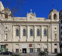 Iglesia de los Doce Apóstoles, Madrid (1952-1956) con F. Alonso Martos.